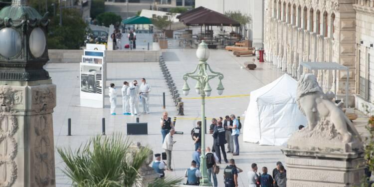 Attaque de Marseille: les deux hommes interpellés ont été relâchés