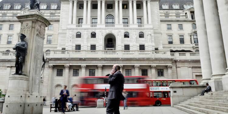 Les banques britanniques devront trouver 4 milliards de livres de passif exigible d'ici 2022