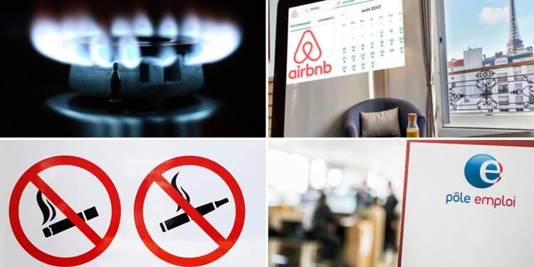 Augmentation du prix du gaz, interdiction du vapotage, baisse des APL… Tout ce qui change en octobre