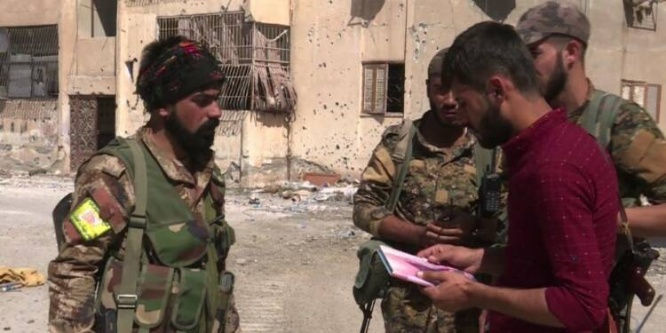 Syrie: les FDS s'emparent du QG de sécurité de l'EI à Raqa