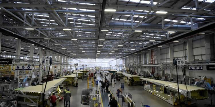 La croissance du secteur manufacturier dans la zone euro à un pic de six ans