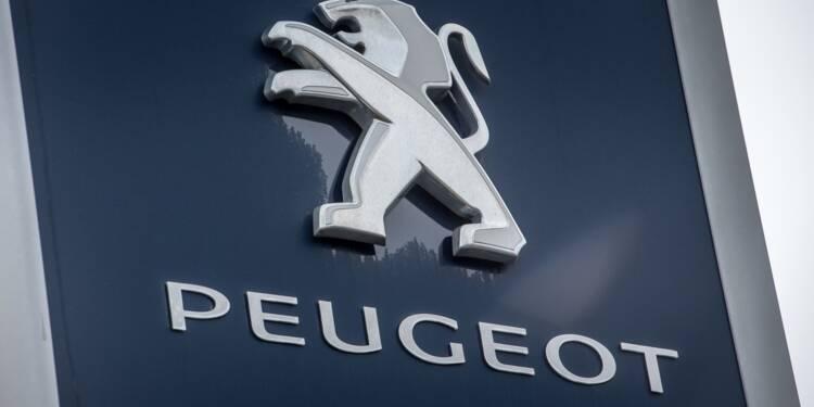 Le marché automobile français démarre bien l'année grâce à Peugeot