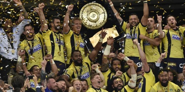 Le rugby pro français pèse 1 milliard d'euros