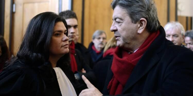 Raquel Garrido n'aurait pas payé ses cotisations retraite depuis six ans