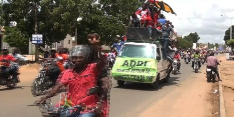 Togo: des milliers de manifestants dans la rue contre le pouvoir