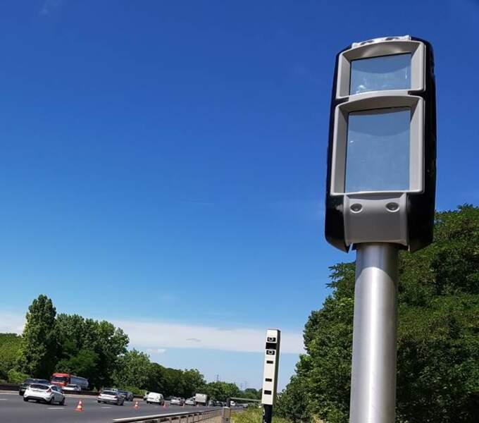 """Des radars """"tourelles"""" qui peuvent sanctionner de multiples infractions"""
