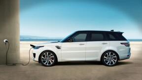 Range Rover Sport restylé devient hybride rechargeable et dépasse les 400 chevaux