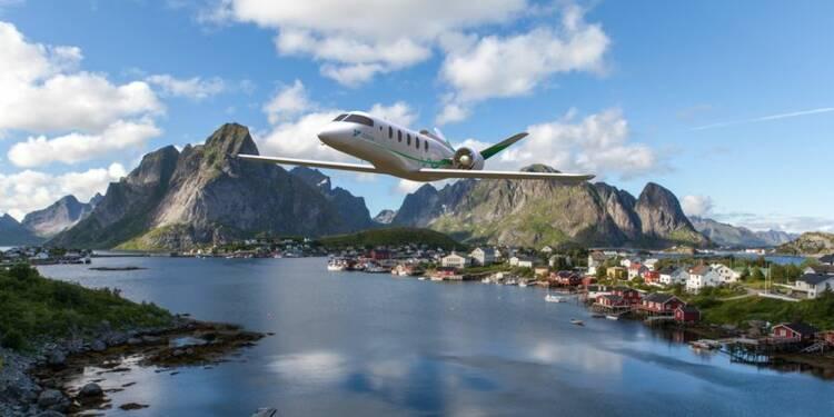 Une start-up américaine promet des avions hybrides électriques dès 2022