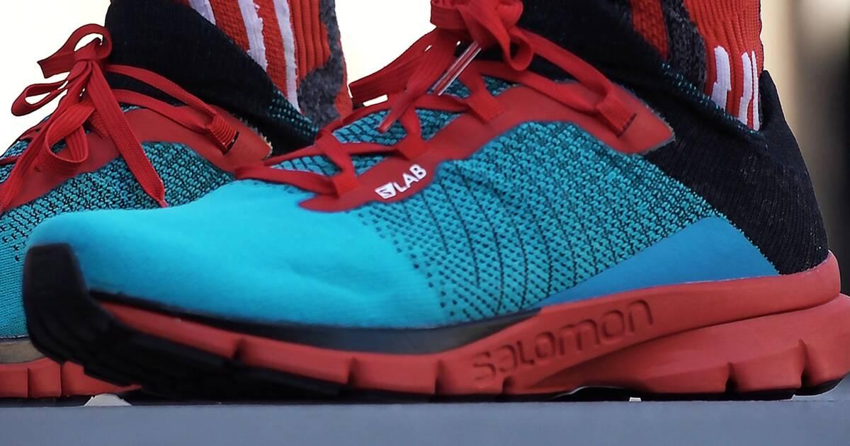 Me Tech Chaussures France Salomon schDes Et Mesure Sur High Made In OPXiZkuT