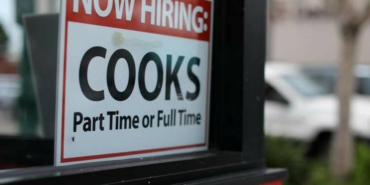 USA: Le taux de chômage baisse, les salaires accélèrent