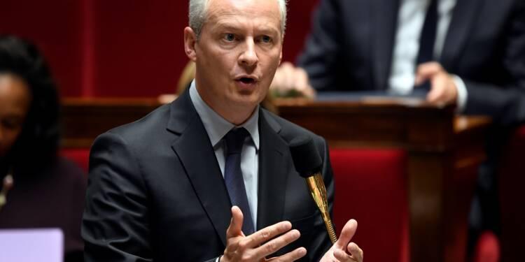 """General Electric/Hydro Alstom: Le Maire appelle GE à """"tenir ses engagements"""""""