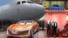 Dassault Systèmes, Vivendi, Lacoste, Renault : quatre exemples de réussite française pour la presse étrangère