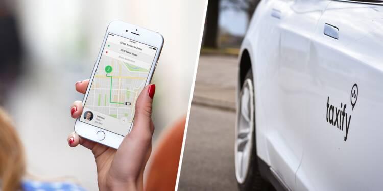 Taxify Moins Cher Qu Uber A Voir Capital Fr