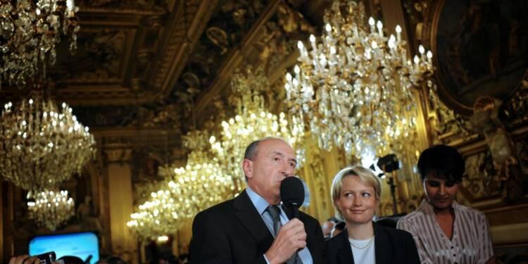 La femme de Gérard Collomb prend la tête de LREM Rhône... avant même d'être nommée