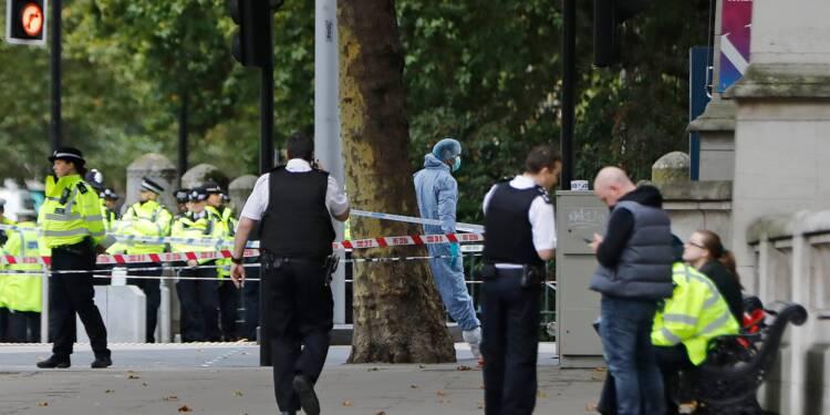 Londres : 11 blessés dans la collision survenue près du musée