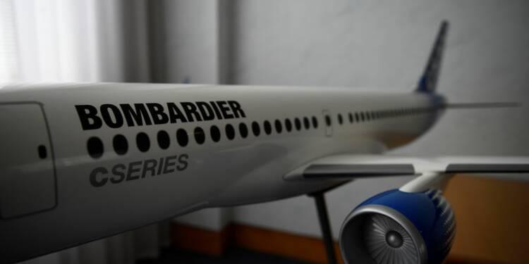 Les Etats-Unis imposent 300% de droits de douane sur le CSeries de Bombardier