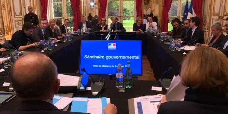 Séminaire gouvernemental pour préparer les futures réformes