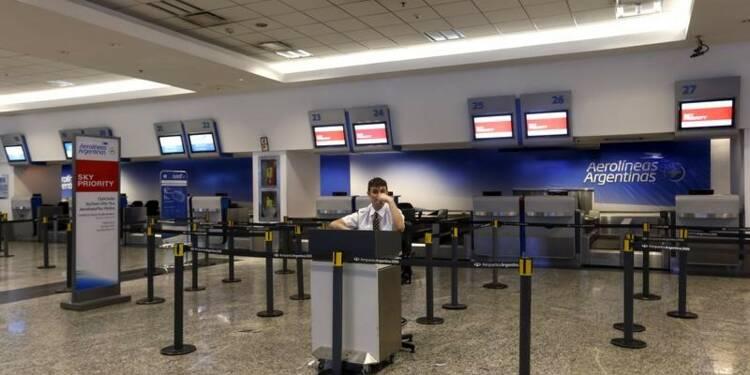 Aerolineas Argentinas arrête son vol hebdomadaire vers Caracas