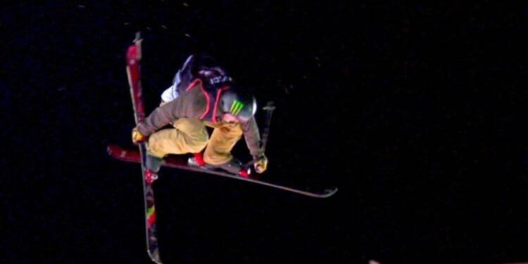 Ski accrobatique: 2e édition du Sosh Big Air à Annecy