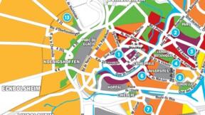 Immobilier à Strasbourg : la carte des prix 2017