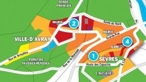 Immobilier à Saint-Cloud, Sèvres et Ville-d'Avray : la carte des prix 2017