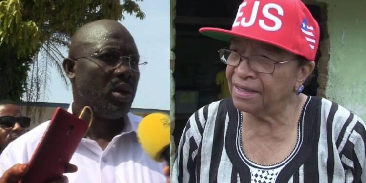 Les Libériens votent pour consolider la démocratie