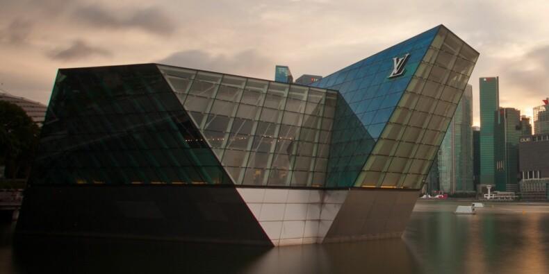 En pleine forme, LVMH bat son record de ventes
