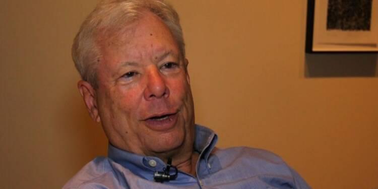 USA: Richard Thaler réagit à son prix Nobel d'économie