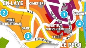 Immobilier A Saint Ouen Aubervilliers Et St Denis La Carte Des