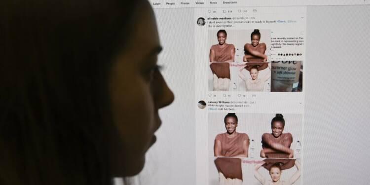 La mannequin noire de Dove ne regrette pas d'avoir tourné la pub jugée raciste