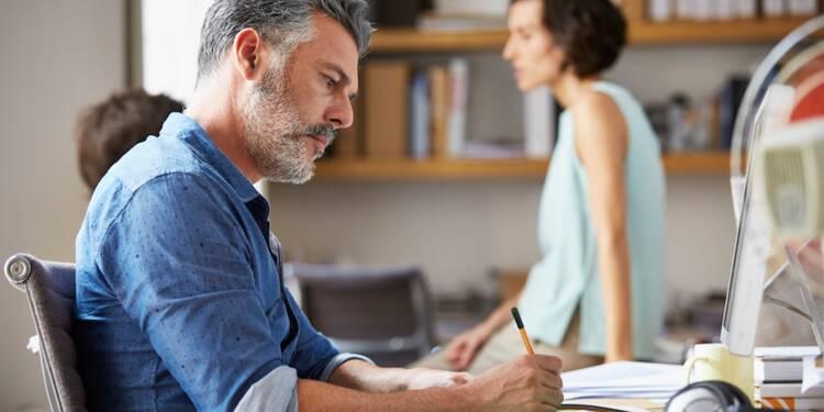 Pour surmonter une épreuve au boulot, écrivez !