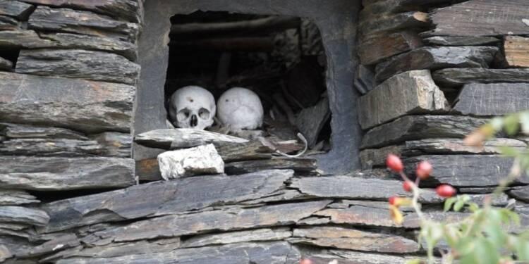 La nécropole Tsoi-Pedé,