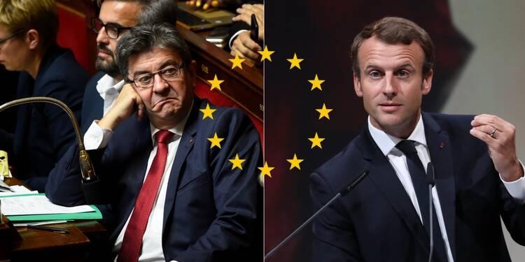 Faut-il accrocher le drapeau de l'Union Européenne dans l'hémicycle ?