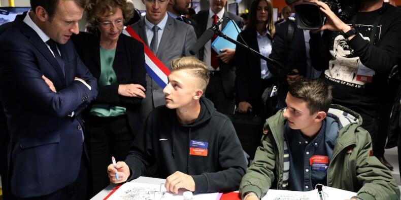 Assurance chômage, formation… les points chauds des négociations entre Macron et les syndicats