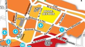 Immobilier à Pau : la carte des prix 2017