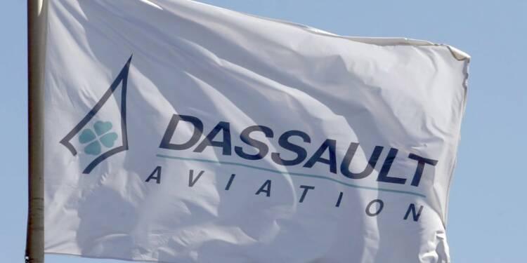 Dassault ne songe pas encore à remplacer Safran pour le Falcon, dit Trappier