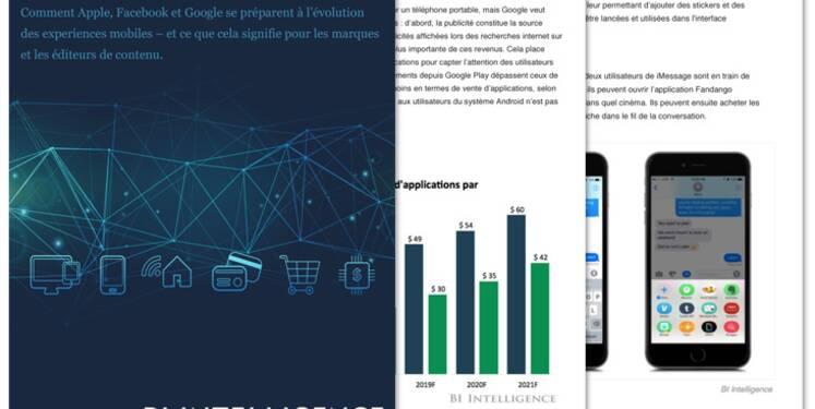 Business Insider France lance BI Intelligence, un service d'études sur l'économie numérique