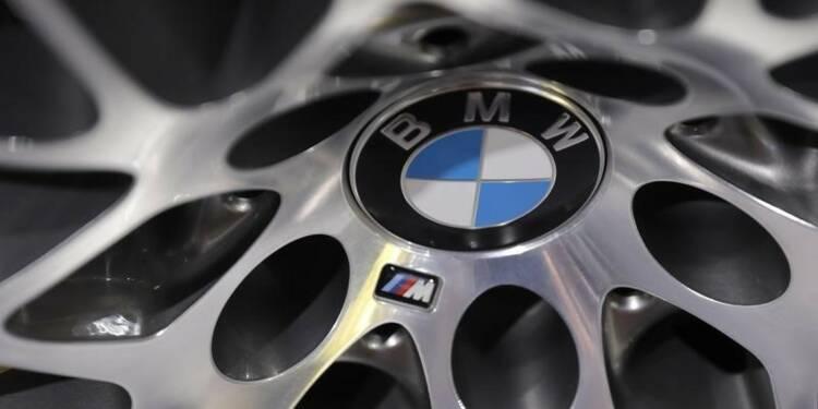 Chine: BMW et Great Wall étudient un projet de coentreprise