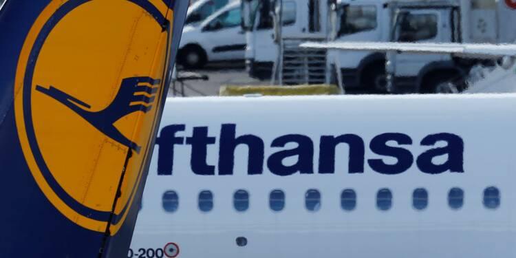 Lufthansa signe un accord de rachat d'actifs d'Air Berlin