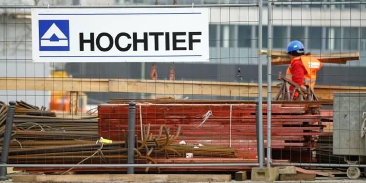 Hochtief décidera la semaine prochaine sur Abertis