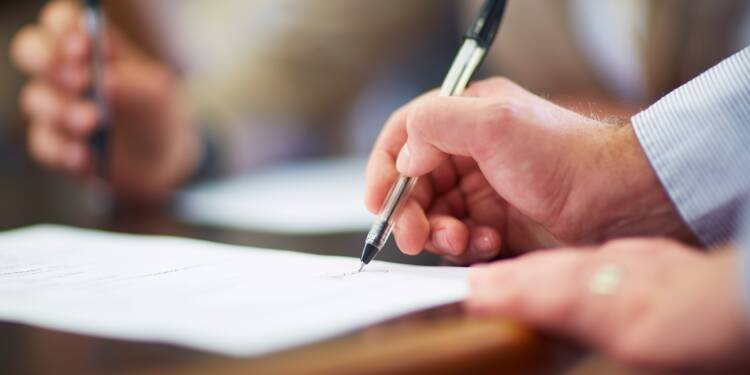 Compromis De Vente Principe Signature Et Delai Capital Fr