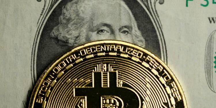 Le bitcoin s'envole de 75% en un mois, porté par l'engouement des investisseurs
