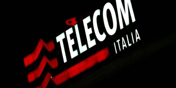 Telecom Italia dit avoir notifié son changement d'actionnariat