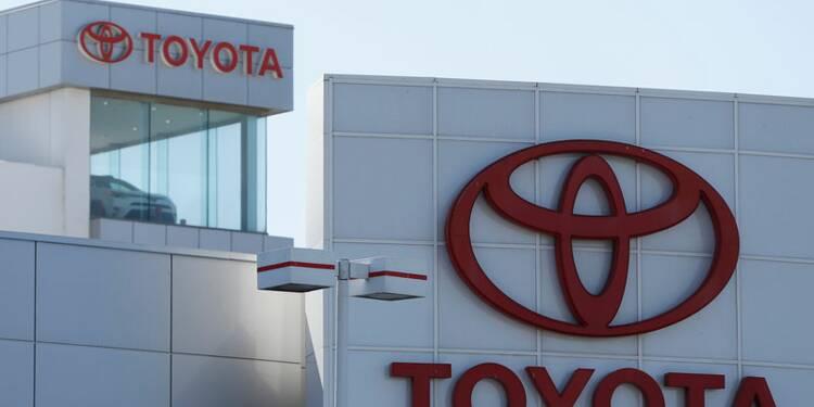Toyota veut réduire de moitié le nombre de modèles vendus au Japon