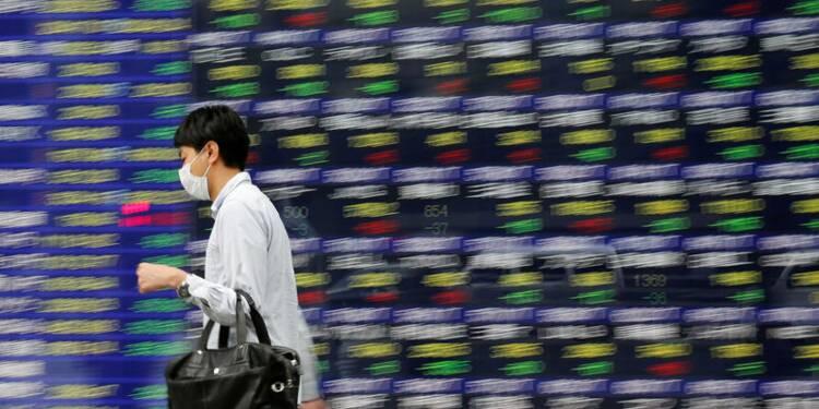 Tokyo finit en hausse de 0,35%