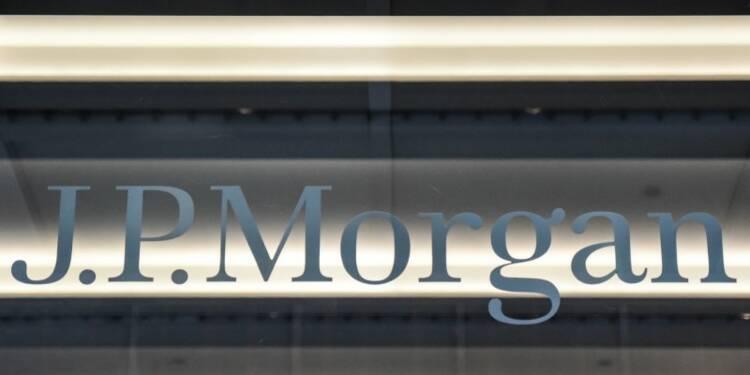 JPMorgan bat le consensus mais l'activité de trading souffre
