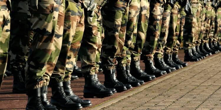 Le logiciel de paie de l'armée a versé 534 millions d'euros de soldes en trop