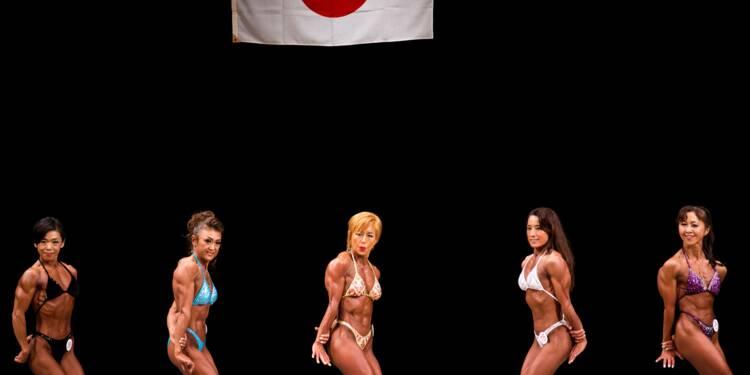 Quand les bodybuildeuses japonaises suent pour la cause féminine