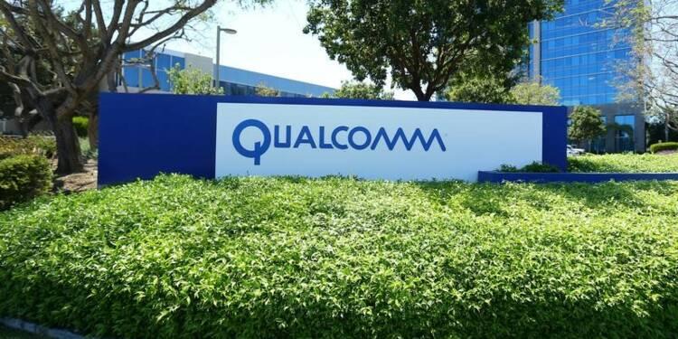 Qualcomm demande à la Chine d'arrêter de vendre des iPhone d'Apple, selon Bloomberg