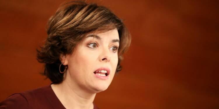La crise catalane pourrait affecter la croissance espagnole